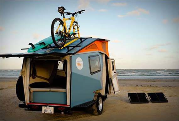 Creative Sure, This Isnt The Most Luxurious Set Up In The Camper World, But It Gets The Job Done With Minimal Fluff And A Whole Lot Of Functional Convenience All Of The