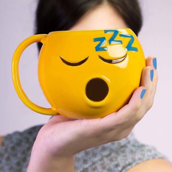 Emoji Inspired Coffee Mugs