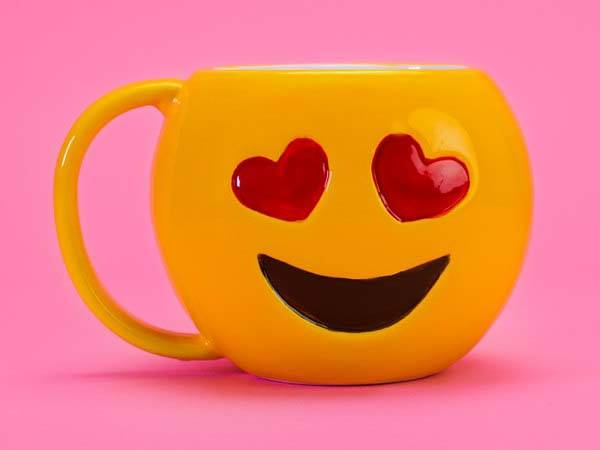 The Coffee Mugs Inspired By Cute Emojis Gadgetsin