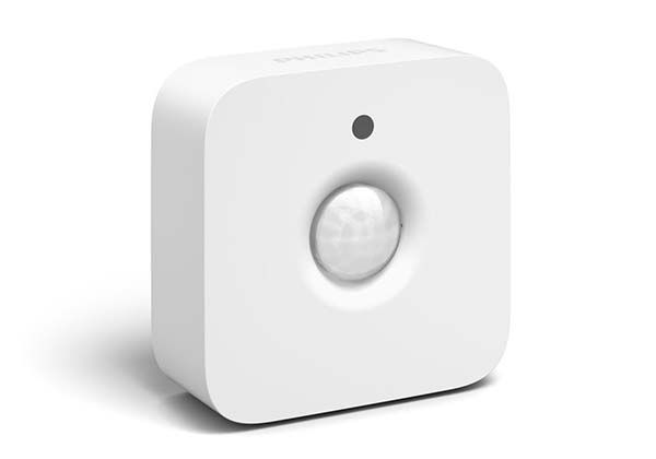 The Motion Sensor Triggers Your Philips Hue By Your Motion