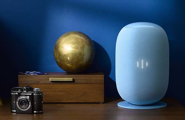 Whyd Voice-Controlled Home Wireless Speaker