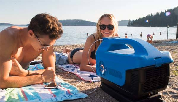 Zero Breeze Multi-functional Portable Air Conditioner
