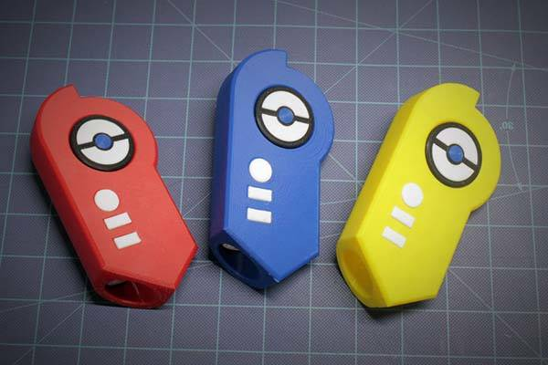 3D Printed Pokemon Pokedex Power Bank