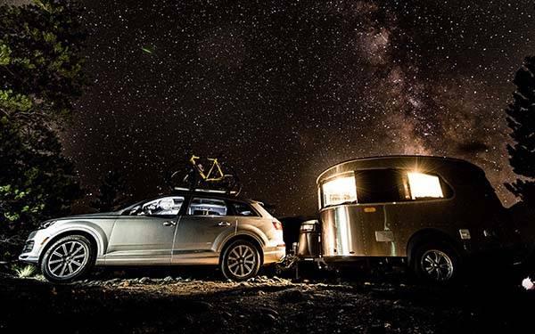 Airstream Basecamp Camping Trailer