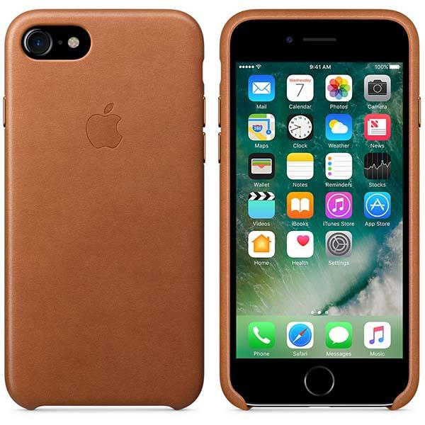 Apple iPhone 7/7 Plus Leather Cases