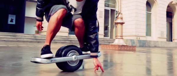 ATOM FLIYE One-Wheel Electric Hoverboard