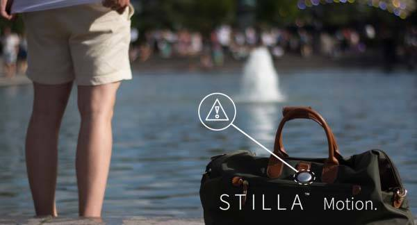 Stilla Motion Sensor Pocket-Sized Security System