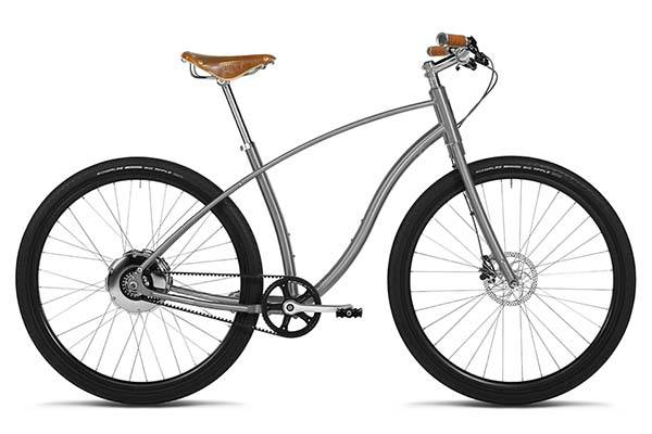 Budnitz Model E Titanium Electric Bike