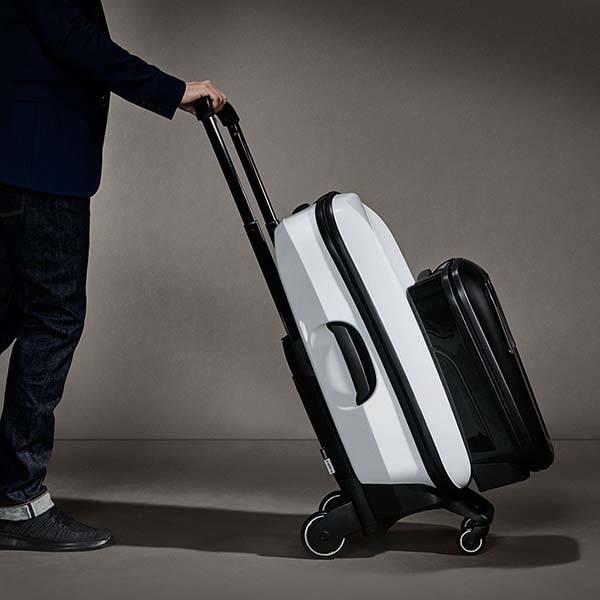 Bugaboo Boxer Modular Luggage