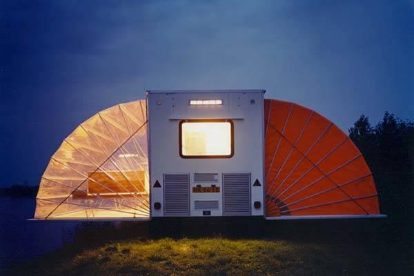 De Markies Camping Trailer