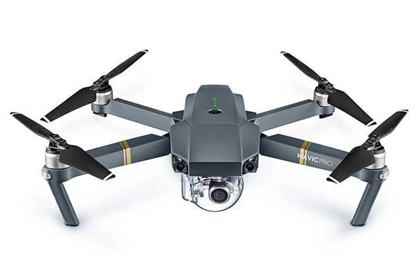 DJI Mavic Pro Foldable 4K Camera Drone