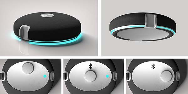 Encircle Stackable Bluetooth Speaker System