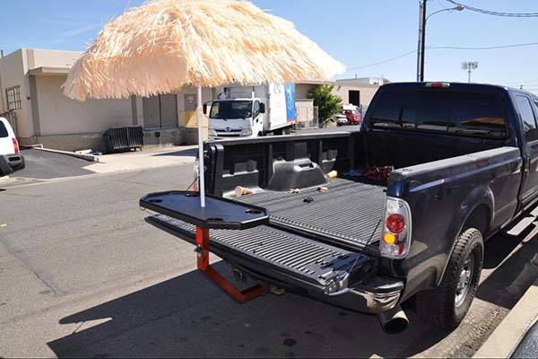 EZ Hitch Tailgate Table