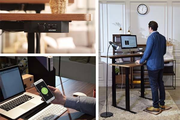 Gaze Duo Smart Standing Desk