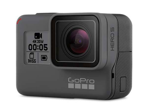 GoPro HERO5 Waterproof Action Camera