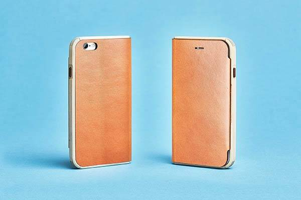 Grovemade Wooden and Leather iPhone 7/7 Plus Case