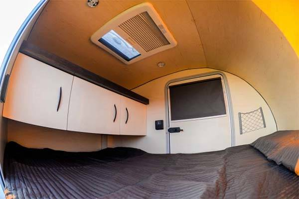 GS Teardrop Compact Camping Trailer