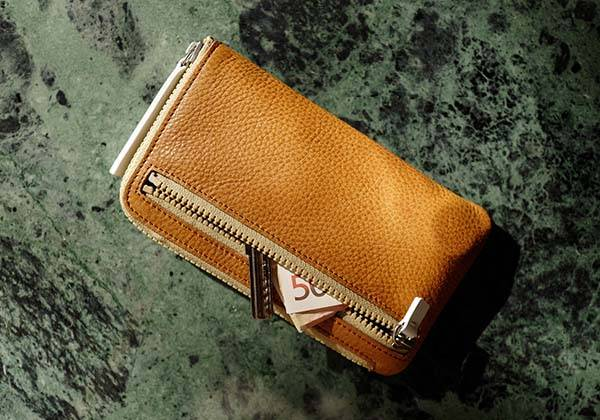 Hard Graft iPhone Zip Wallet for iPhone 7/7 Plus