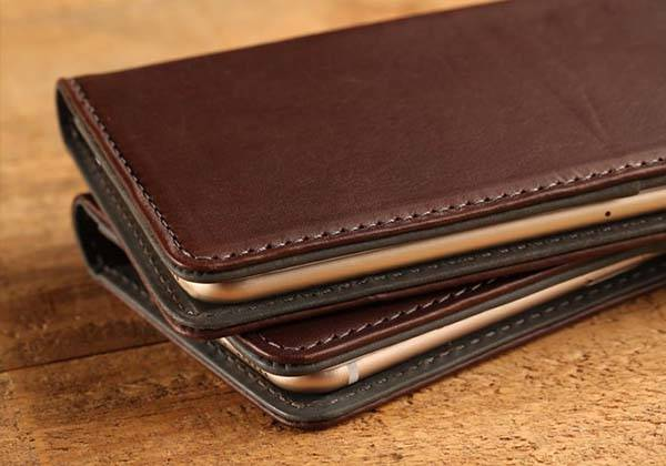 Pad&Quill Bella Fino iPhone 7/7 Plus Leather Cases