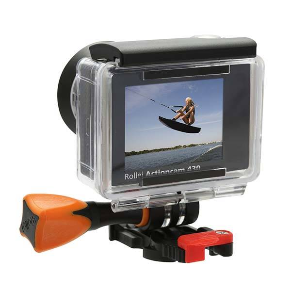 Rollei Actioncam 430 4K Action Camera