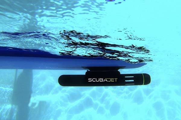 SCUBAJET Portable Electric Jet-Engine for SUP, Diving and More