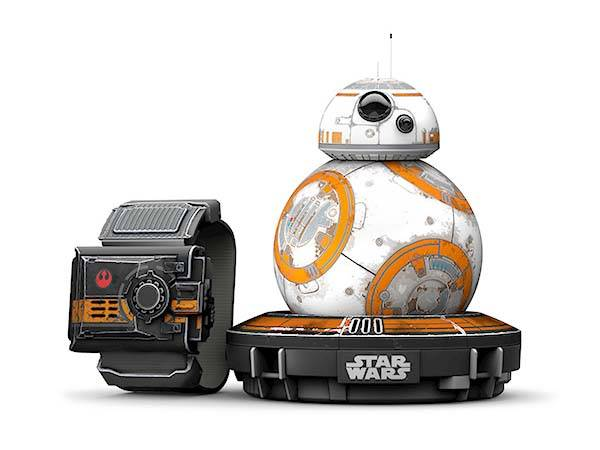 Sphero Star Wars Force Band Remote Control for App-Enabled BB-8 Droid