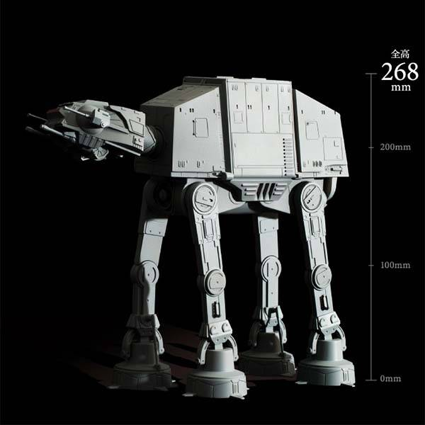Star Wars AT-AT Multi Stand Desk Organizer | Gadgetsin