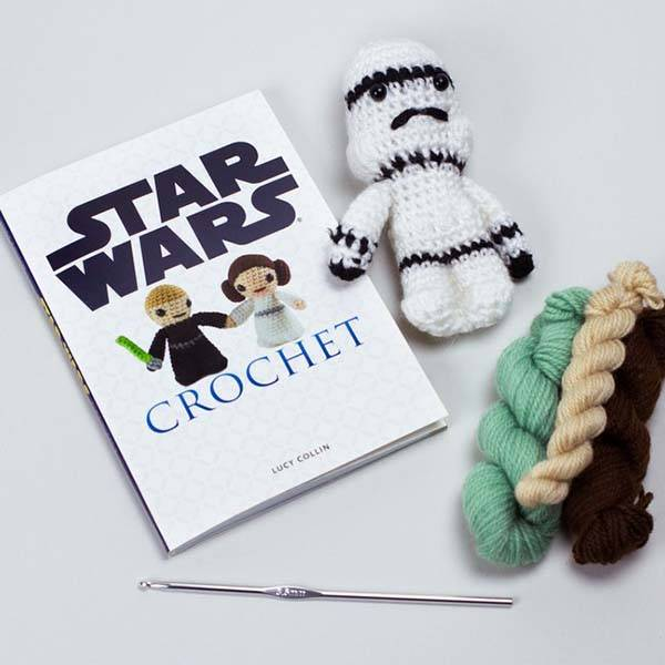 Star Wars Character Crochet Kit