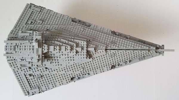 Star Wars First Order Finalizer LEGO Set