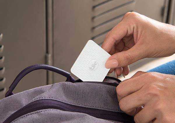 The Tile Slim Bluetooth Tracker Fits In Your Wallet
