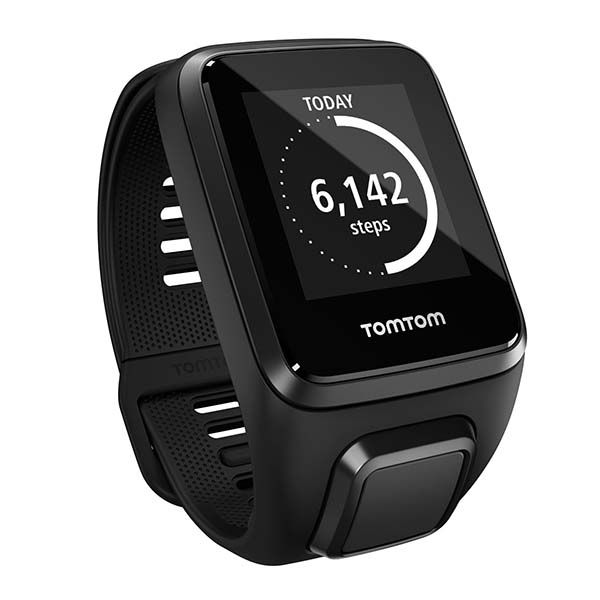TomTom Spark 3 Heart Rate Monitor Equipped GPS Watch