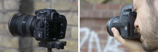 Unleashed Bluetooth Adapter Lets You Control DSLR via Smartphone