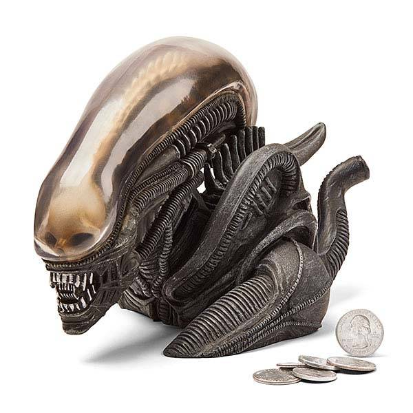 Alien Big Chap Coin Bank