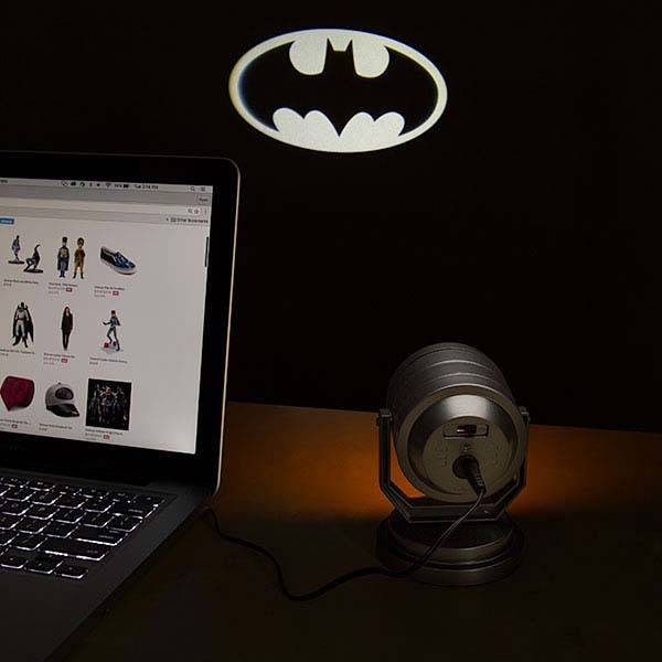 Batman Desktop Bat-Signal