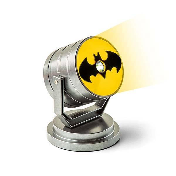The Batman Desktop Bat-Signal Fits on Your Desk | Gadgetsin