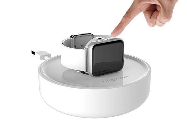 Bright Stone Portable Apple Watch Charging Stand