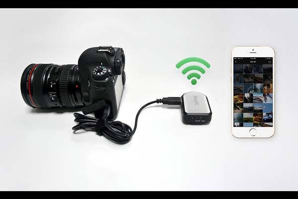 CamBuddy Pro All-In-One DSLR Smart Controller