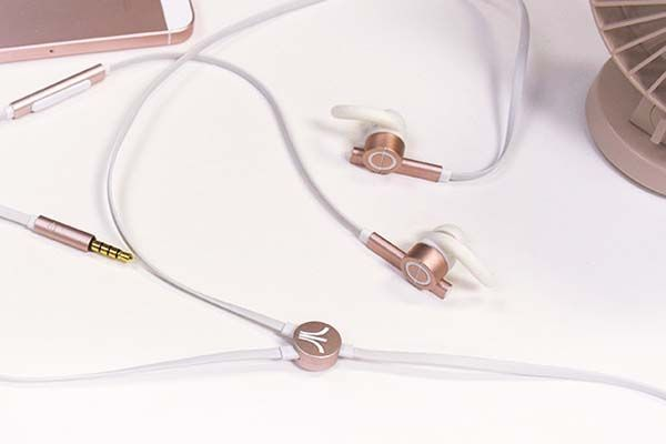 GameON In-Ear Headphones with EQ Switch
