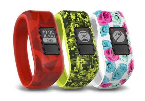 Garmin Vivofit Jr. Fitness Tracker for Kids