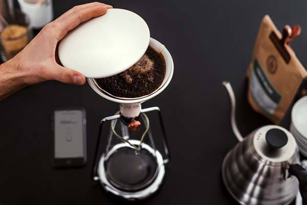 GINA App-Enabled Smart Coffee Maker