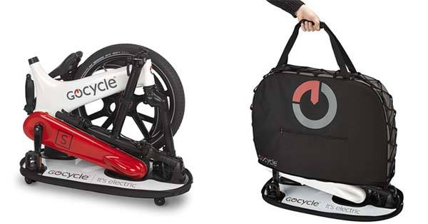 Gocycle GS Folding Electric Bike