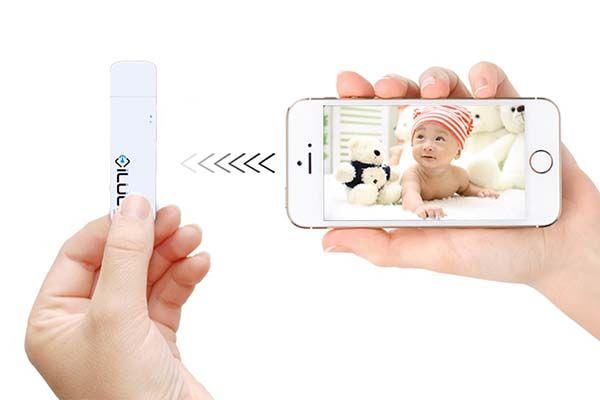 iLuun Air Wireless USB Flash Drive