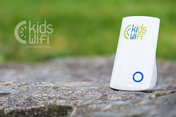 KidsWifi Child Friendly WiFi Router