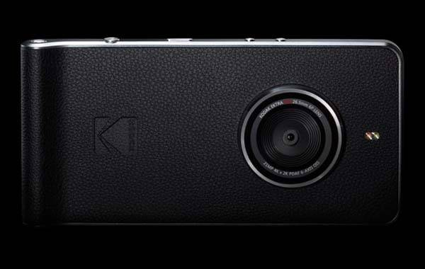 Kodak Ektra Photography-First Smartphone