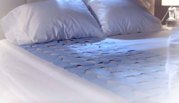 Kryo App Enabled Water Based Cooling Mattress Topper