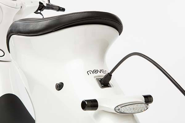 Moveo Carbon Fiber Foldable Electric Scooter