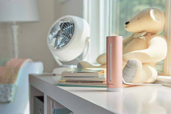 Netatmo Healthy Home Coach HomeKit-Enabled Air Quality Monitor
