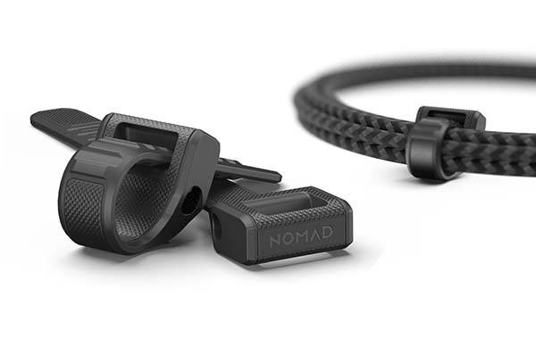 NOMAD Ultra Rugged Charging Cables with Lightning, microUSB, USB-C and Power Bank