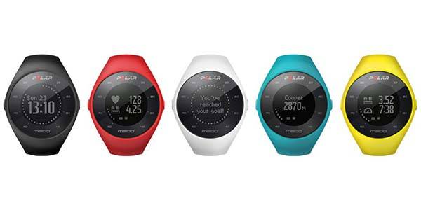 Polar M200 GPS Running Watch with Heart Rate Monitor