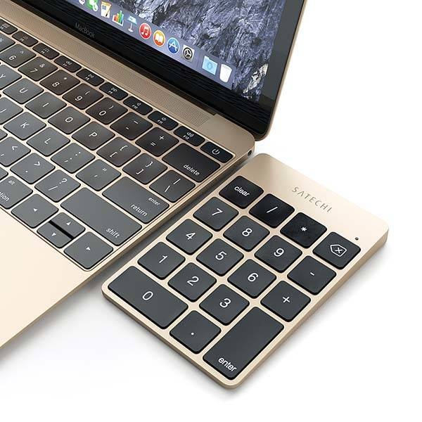 Satechi Slim Aluminum Wireless Keypad